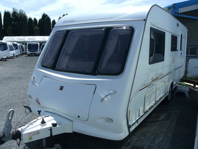 Elldis Sunseeker 520L - 4 berth touring caravan from Worcester Caravans